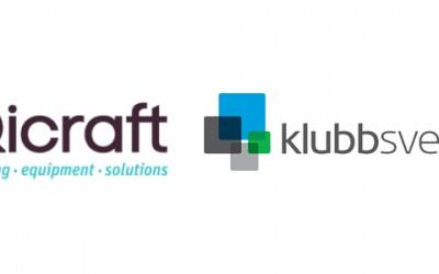 KlubbSverige ingår avtal med Qicraft