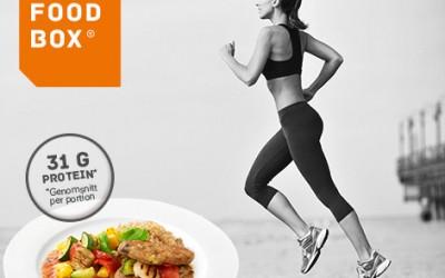 Enkel, snabb och nyttig mat i ditt gym