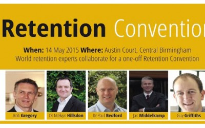 Webinar: Retention Convention