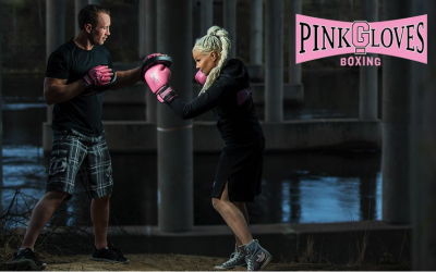 Pink Gloves Boxing