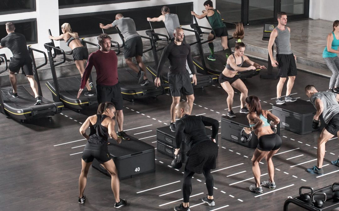 TECHNOGYM EXPERIENCE: CONNECTED