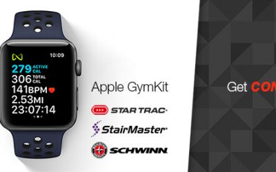 Apple GymKit och Core Health & Fitness i grymt samarbete