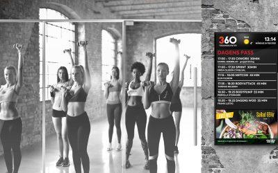 KlubbSverige tipsar: Gym bekräftar intäkter från samarbete med Gymdisplay Sverige