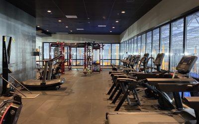 Premiumkänsla på nya Brick Gym