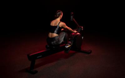 Ny produktlansering från Life Fitness – The Heat Series Row