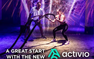 Nya ACTIVIO Solution – följ med och motivera era medlemmar var de än befinner sig