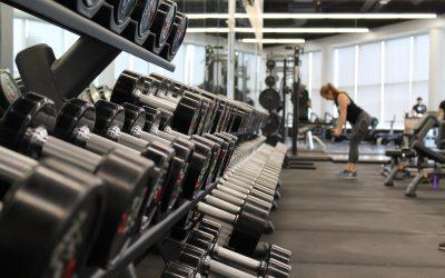 Ge ditt gym ett starkt brandskydd med Helper
